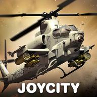 炮艇战:3D直升机中文版